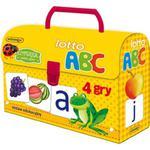Gra Kuferek Lotto ABC - Adamigo w sklepie internetowym Edukraina.pl