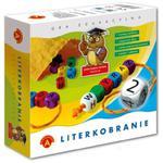 Gra Literkobranie - Alexander w sklepie internetowym Edukraina.pl