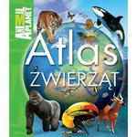 Książka Atlas Zwierząt - Egmont w sklepie internetowym Edukraina.pl