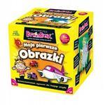 Gra Brainbox Moje Pierwsze Obrazki - Albi w sklepie internetowym Edukraina.pl