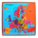 Drewniana Mapa Europy - Brimarex w sklepie internetowym Edukraina.pl