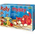 Gra Koty I Myszy - Adamigo w sklepie internetowym Edukraina.pl