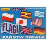 Flagi Gra Memory - Adamigo w sklepie internetowym Edukraina.pl