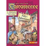 Gra Carcassonne Roz.2 Kupcy i Budowniczowie -Bard w sklepie internetowym Edukraina.pl