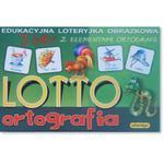 Gra Lotto Ortografia - Adamigo w sklepie internetowym Edukraina.pl