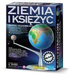 Ziemia i Księżyc - Zestaw do montażu - 4M w sklepie internetowym Edukraina.pl