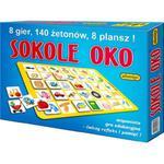 Gra Sokole Oko - Adamigo w sklepie internetowym Edukraina.pl