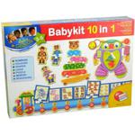 Baby Genius Kit 10 W 1 - Liscianigiochi w sklepie internetowym Edukraina.pl