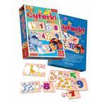 Gra Edukacyjna Cyferki Plus - Trefl w sklepie internetowym Edukraina.pl