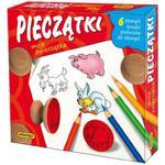 Pieczątki Zwierzęta - Adamigo w sklepie internetowym Edukraina.pl