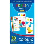 Zestaw Edukacyjny Kolory - Adamigo w sklepie internetowym Edukraina.pl