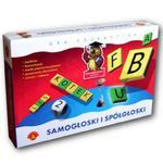 Gra Samogłoski I Spółgłoski - Alexander w sklepie internetowym Edukraina.pl