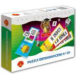 Puzzle Ortograficzne H I Ch - Alexander w sklepie internetowym Edukraina.pl