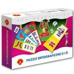 Puzzle Ortograficzne U I Ó - Alexander w sklepie internetowym Edukraina.pl