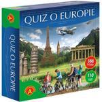 Gra Quiz O Europie - Alexander w sklepie internetowym Edukraina.pl