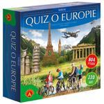Gra Wielki Quiz O Europie - Alexander w sklepie internetowym Edukraina.pl