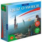Gra Wielki Quiz O Świecie - Alexander w sklepie internetowym Edukraina.pl