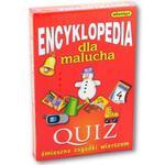 Gra Quiz Encyklopedia Malucha - Adamigo w sklepie internetowym Edukraina.pl