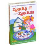 Gra Quiz Zgaduj Zgadula - Adamigo w sklepie internetowym Edukraina.pl