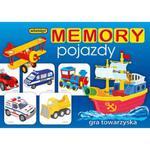Gra Memory Pojazdy - Adamigo w sklepie internetowym Edukraina.pl