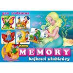Gra Memory Bajkowi Ulubieńcy - Adamigo w sklepie internetowym Edukraina.pl