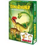 Gra Memory Dinozaury - Adamigo w sklepie internetowym Edukraina.pl