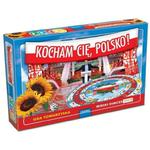 Kocham Cię Polsko! Gra zespołowa - Granna w sklepie internetowym Edukraina.pl