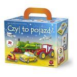 Czyj to pojazd? Gra edukacyjna - Maxim w sklepie internetowym Edukraina.pl
