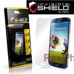 ZAGG invisibleSHIELD Folia Samsung i9500 Galaxy S4 SCREEN ONLY w sklepie internetowym ALLeShop.pl