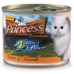 PRINCESS - Nature's power -gęś jagnięcina 200g- mokra karma dla kota w sklepie internetowym Supermarket-zoologiczny.pl