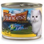 PRINCESS - Nature's power - kurczak 200g- mokra karma dla kota w sklepie internetowym Supermarket-zoologiczny.pl