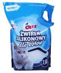 CHICO Żwirek silikonowy naturalny 7,6l w sklepie internetowym Supermarket-zoologiczny.pl