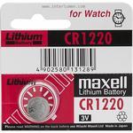 CR 1220 3V Maxell Bx5 Bateria Alkaiczna CR1220 [Maxell] w sklepie internetowym Interlumen.com