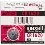 CR 1620 3V MAXELL Bx5 Bateria Alkaiczna CR1620 [Maxell] w sklepie internetowym Interlumen.com