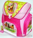 TORNISTER plecak CAMPUS SCOOLI CHARMING HORSES z wyposażeniem 2012 w sklepie internetowym DlaDzieciaczka.pl