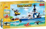 Wild story Statek badawczy 400 kl. - klocki Cobi 22410 w sklepie internetowym DlaDzieciaczka.pl
