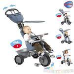 Smart Trike Recliner BLUE Rowerek 4 w 1 dla dzieci od 6 m-ca życia w sklepie internetowym DlaDzieciaczka.pl