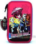 Piórnik podwójny Monster High z wyposażeniem w sklepie internetowym DlaDzieciaczka.pl