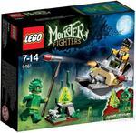 Stwór z bagien klocki LEGO MONSTER FIGHTERS 9461 w sklepie internetowym DlaDzieciaczka.pl