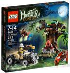Wilkołak 9463 klocki LEGO MONSTER FIGHTERS w sklepie internetowym DlaDzieciaczka.pl