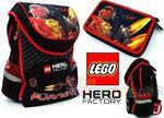 ZESTAW SZKOLNY LC-02 LEGO HERO FACTORY w sklepie internetowym DlaDzieciaczka.pl