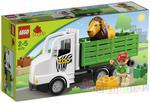 CIĘŻARÓWKA ZOO klocki LEGO DUPLO 6172 w sklepie internetowym DlaDzieciaczka.pl