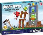 """ANGRY BIRDS """"MISJA WIEPRZOWINA"""" K'nex 72613 w sklepie internetowym DlaDzieciaczka.pl"""