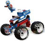 Gwiezdny Potwór KLOCKI LEGO RACERS 9094 w sklepie internetowym DlaDzieciaczka.pl