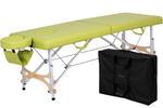Składany stół do masażu PREMIUM Fortis ALU w sklepie internetowym doMASAZU.pl