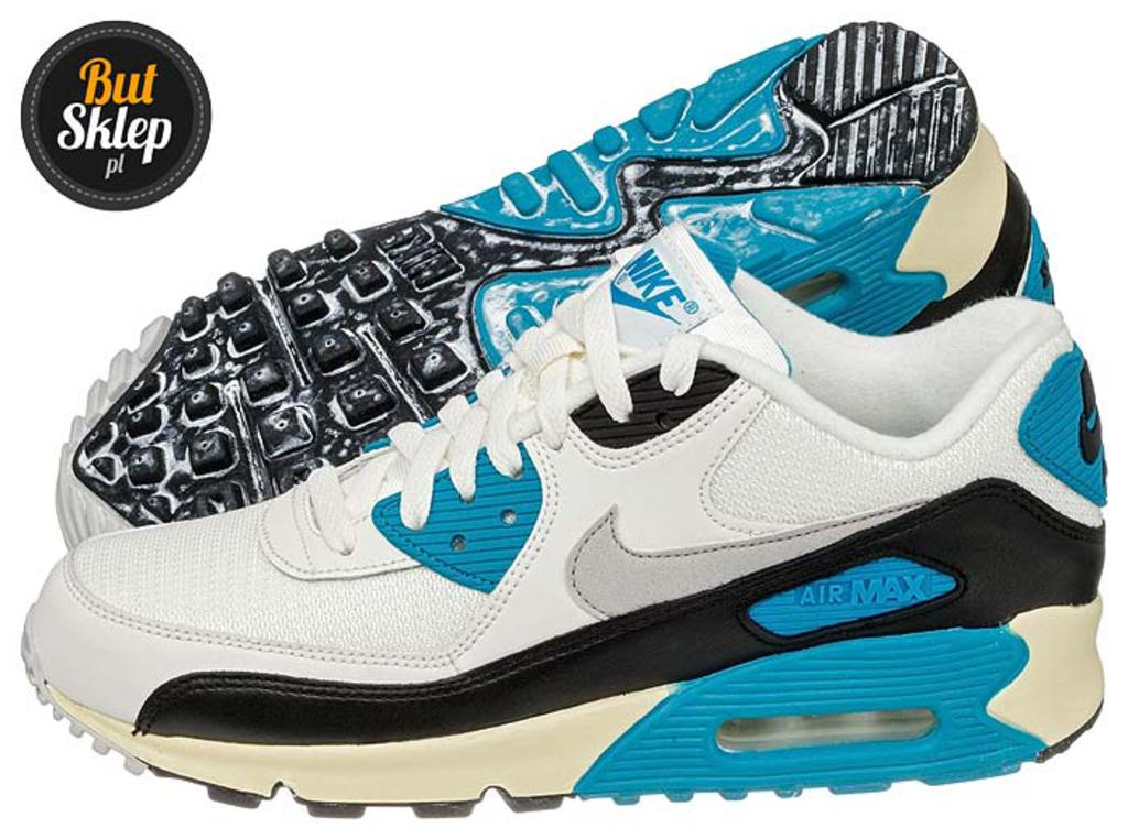 Buty Nike Air Max 90 PREM Tape 599249 302 w ButSklep.pl