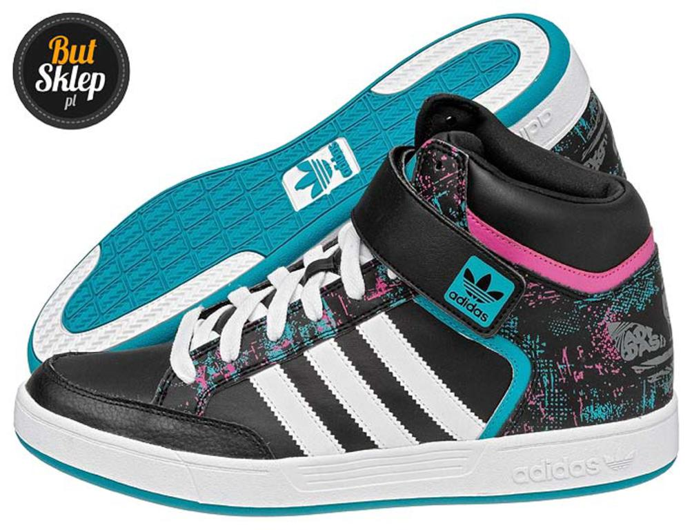 Buty adidas Varial Mid J BY4084 w ButSklep.pl