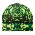 czapka do biegania BUFF MICROFIBER 1 LAYER HAT BUFF CARSON YELLOW FLUOR / 108909.117.10 w sklepie internetowym Fitnesstrening.pl