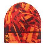 czapka do biegania BUFF COOLMAX 1 LAYER HAT BUFF NITRIC ORANGE / 111500.211 w sklepie internetowym Fitnesstrening.pl