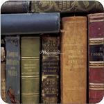PODKŁADKI / PODSTAWKI KORKOWE NA STÓŁ PIMPERNEL - Archive Books KSIĄŻKI- małe w sklepie internetowym Przestrzen.com.pl